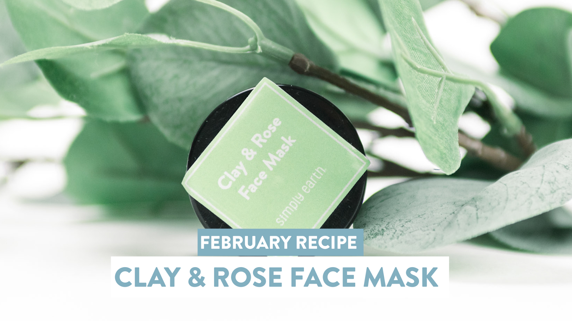 Clay & Rose Face Mask
