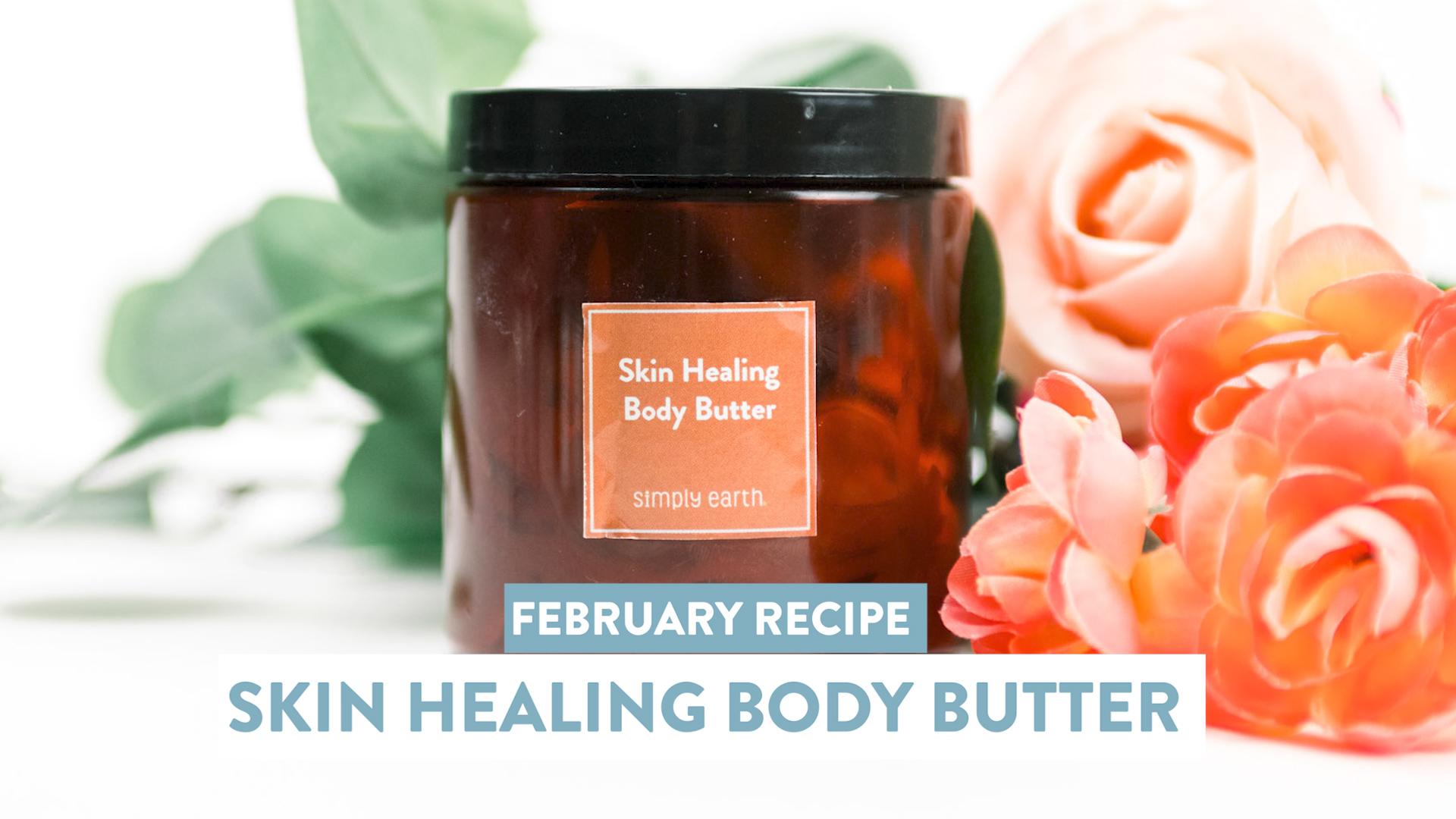 Skin Healing Body Butter