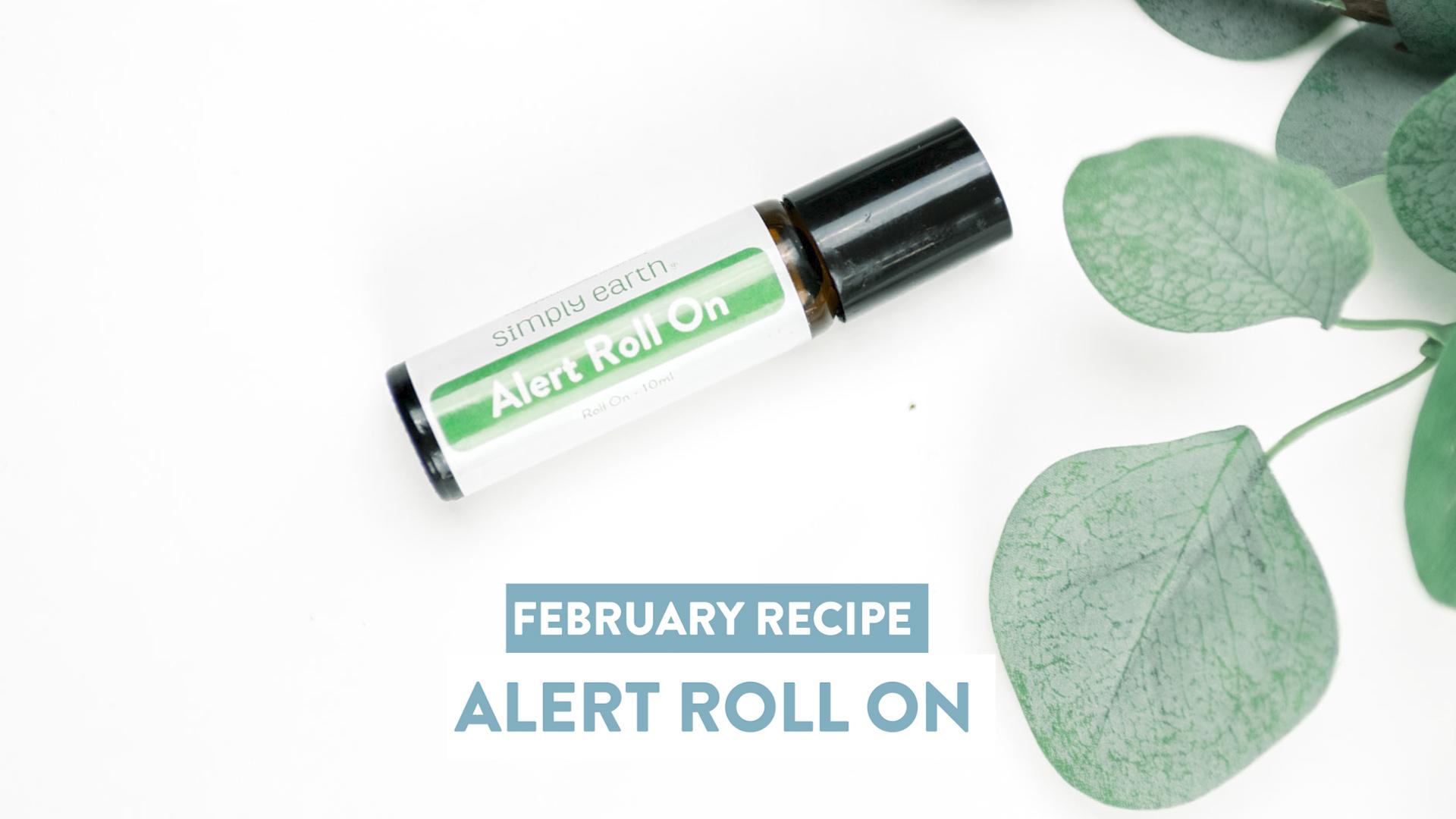 Alert Roll-On