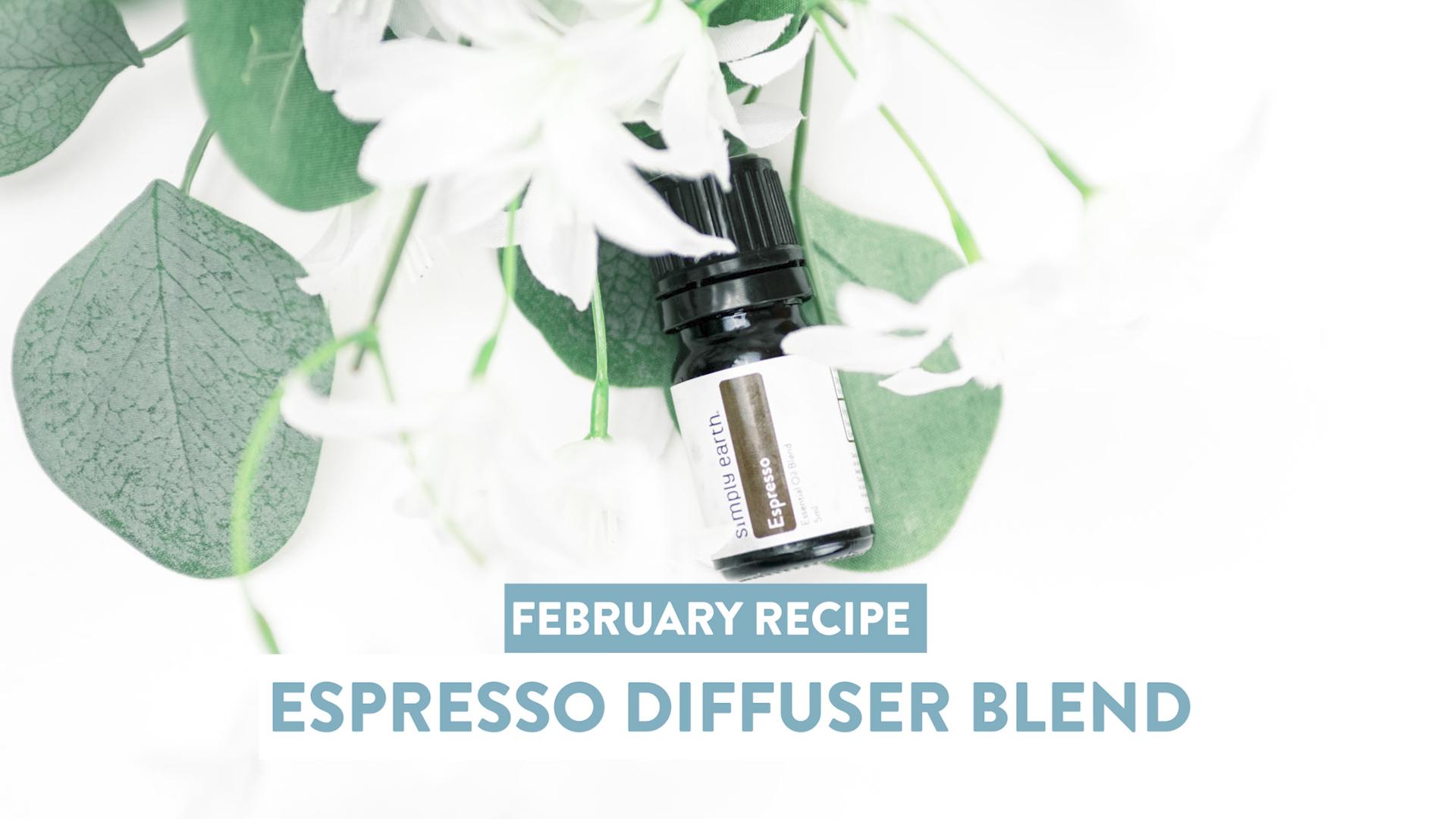Espresso Diffuser Blend