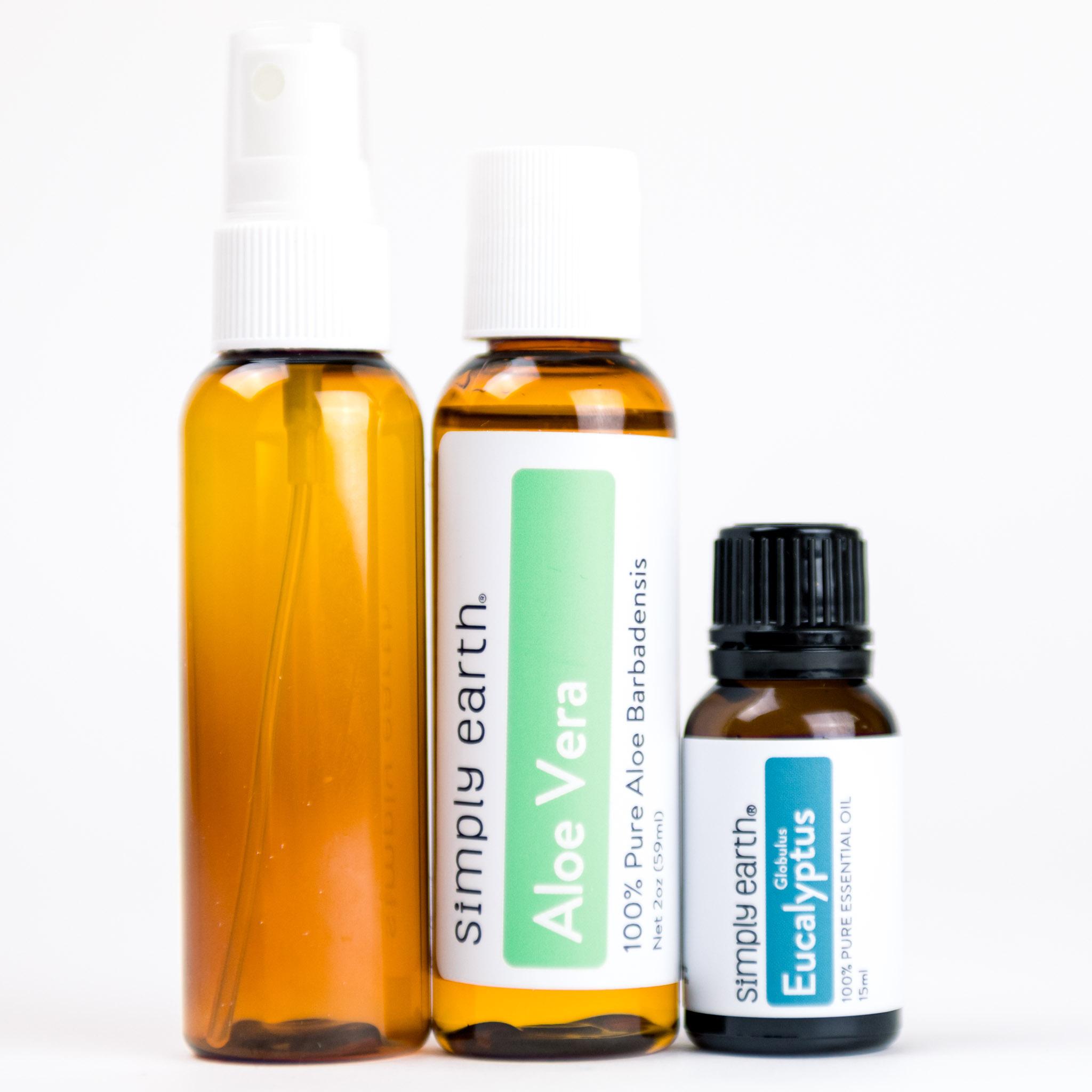 Hand Sanitizer Kit Oil: Eucalyptus