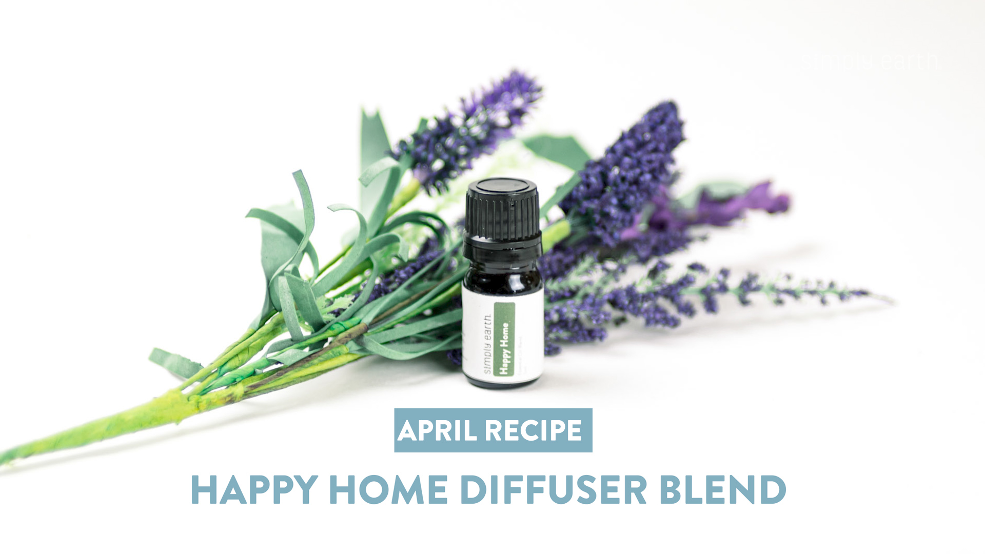 Happy Home Diffuser Blend